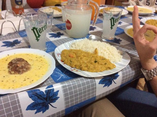 Ecuadorean food