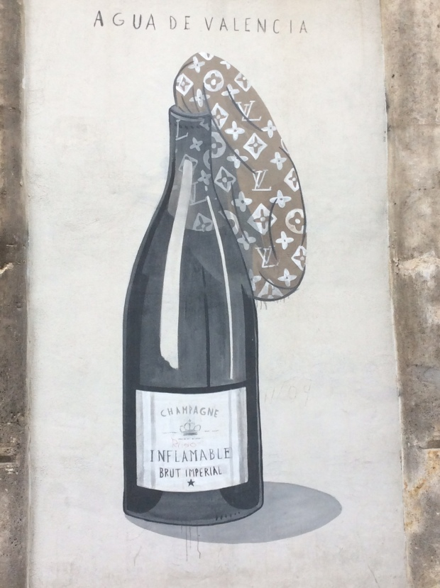 Valencia - Graffiti of the Week
