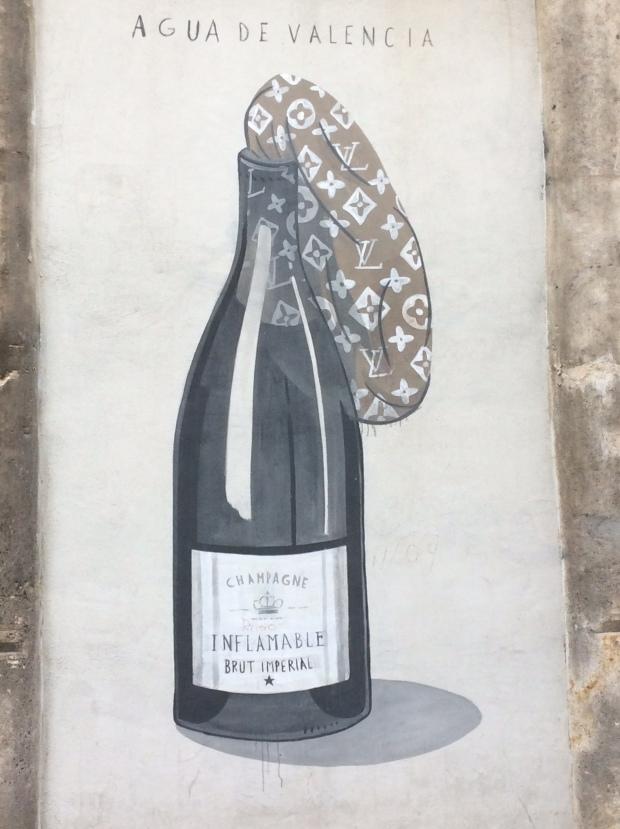 Valencia - Graffiti of the Week