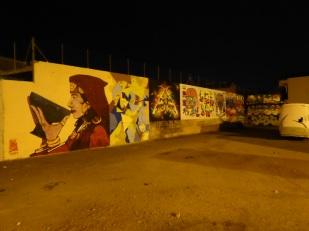 Graffiti in Vic