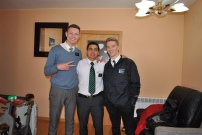 With Elder Dunn and Elder Ramirez